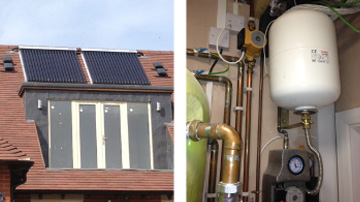 Belper Solar Installation
